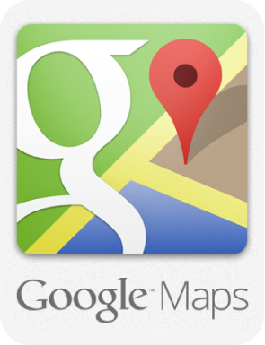 Liens vers google map